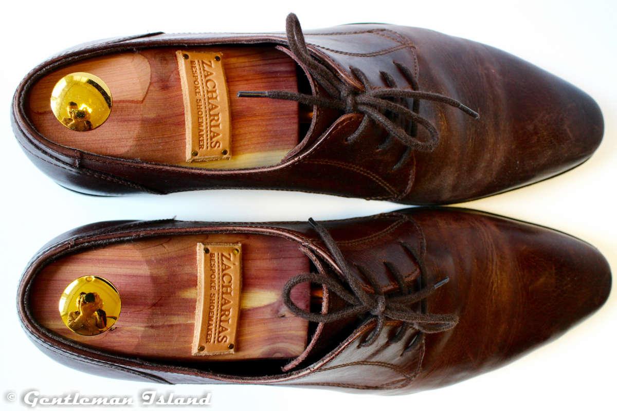 Napínače v topánkach