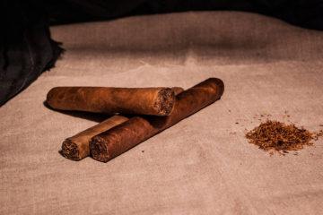 Naučte sa fajčiť cigary
