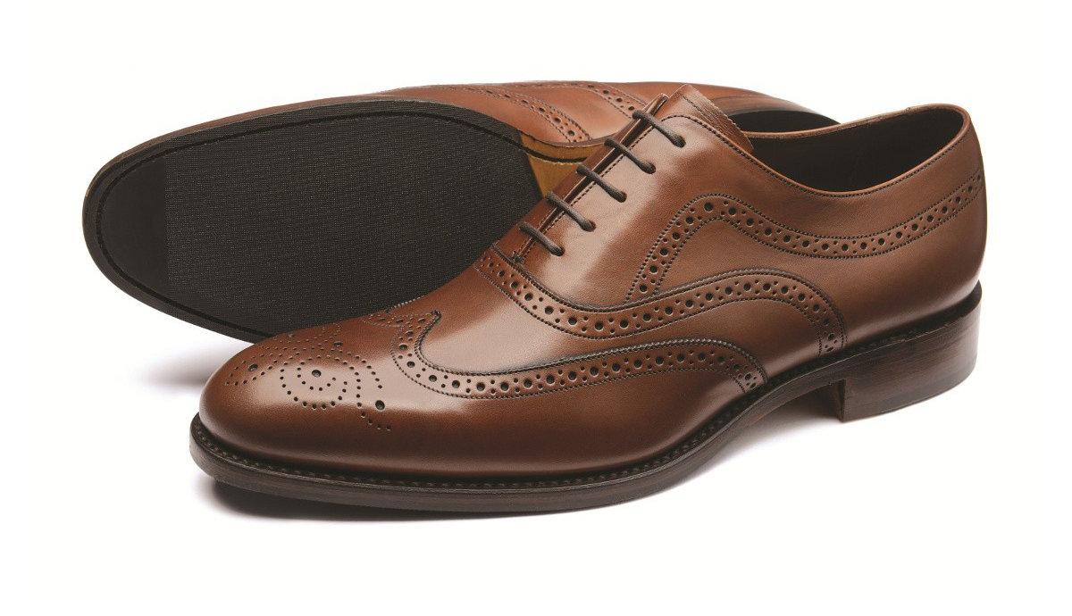 Goodyear welted konštrukcia topánok