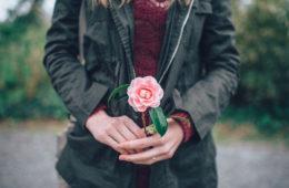 Kvety ako dar