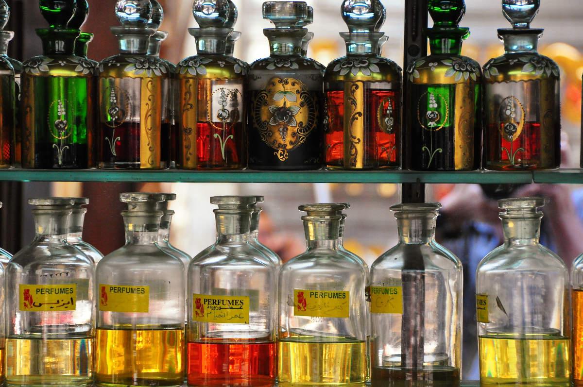 Orientálne parfumy