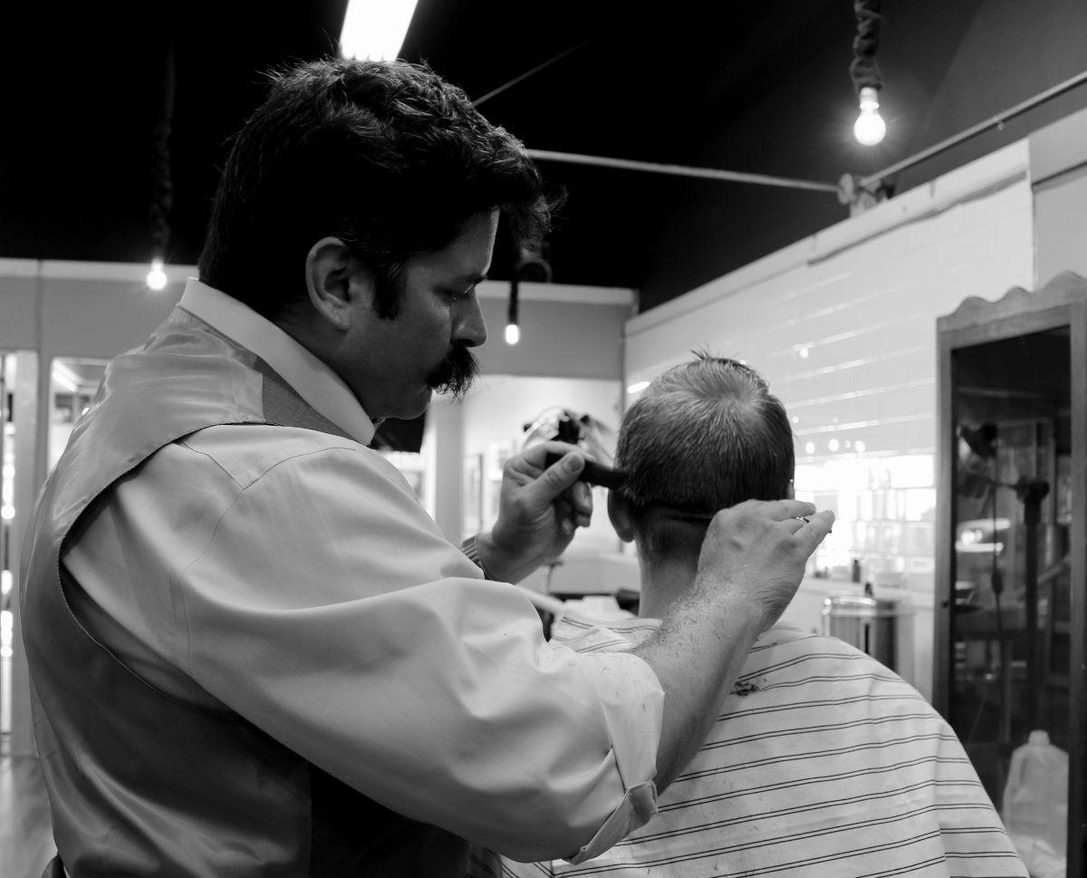Kvalitný holič