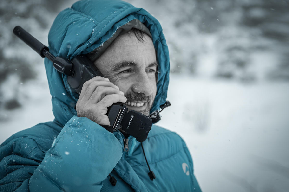 Satelitný telefón