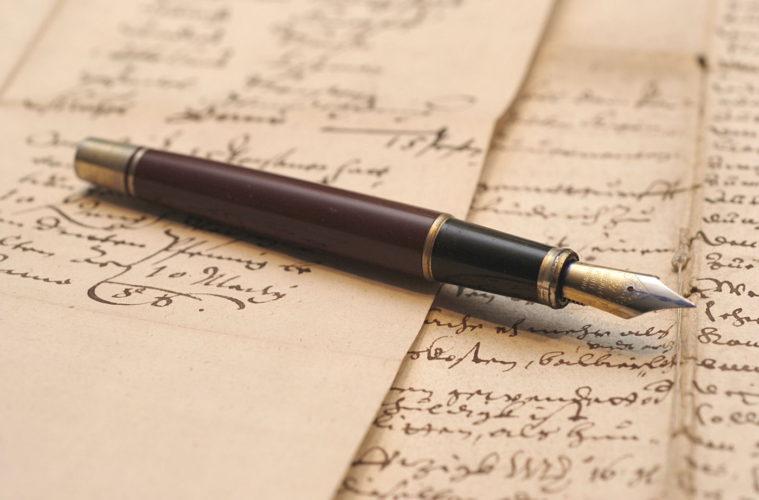 Plniace pero, pero gentlemanov